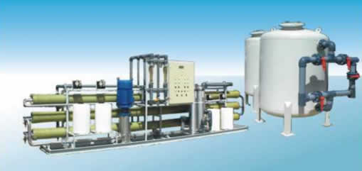 Revese Osmosis Water Treatment System