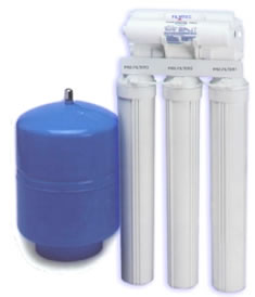 Reverse Osmosis Water Treatment System {up to 400 GPD}